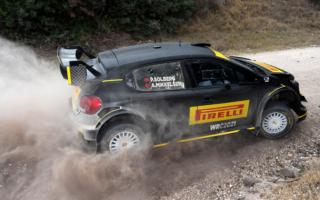 ピレリが新型タイヤをWRCサルディニアで初披露、クルーはペター・ソルベルグとアンドレアス・ミケルセン