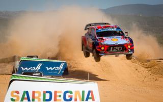 WRCイタリア:ヒュンダイ、相性のいいサルディニアでイベント連覇を狙う