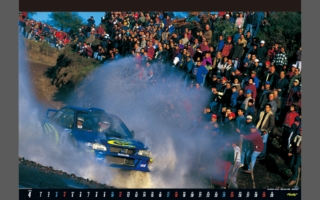 小林直樹カメラマンがワールドラリーカレンダー2021の写真を解説します(第2回)