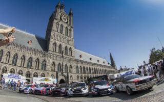 WRCイープルラリー・ベルギーが開催キャンセルを発表