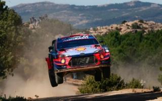 WRCイタリア:競技2日目を終えソルドが首位堅守。オジエとヌービルは1.5秒差のバトル