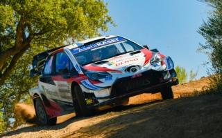 WRCイタリア:出走順の不利を乗り越えオジエが総合4位、エバンスが総合5位