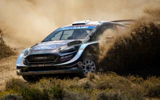 WRCイタリア:Mスポーツ、フィエスタWRCでの連続ポディウム記録更新を目指す