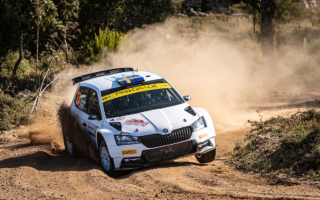 WRCイタリア:WRC2はポンタス・ティデマンドが選手権リードを拡大