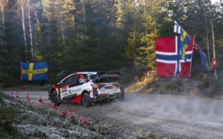 2021年WRC第2戦スウェーデン、雪を求めて開催エリアを北部に移動