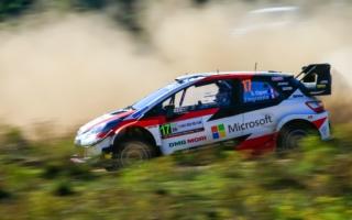 WRCイタリア:オジエが総合2位に浮上、エバンスは総合4位に順位を上げる