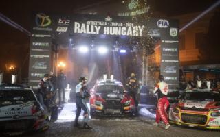 ERCハンガリー:アンドレアス・ミケルセンが今季初ラリーで圧勝