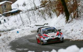 WRCモンツァ:デイ3で首位に立ったオジエが7回目の戴冠に大きく近づく