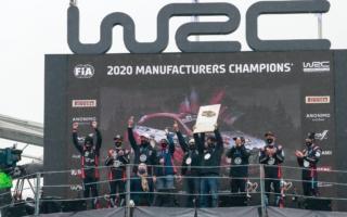 WRCモンツァ:アダモ「この過酷なシーズンを、みんなで一丸となって乗り越えてきた」
