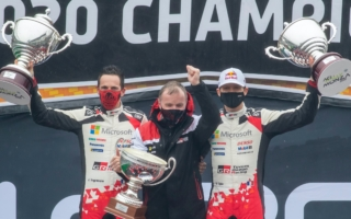 WRCモンツァ:オジエが優勝、通算7回目のドライバーズタイトルを獲得する