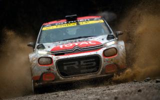 WRCモンツァ:WRC2はマッズ・オストベルグが優勝でタイトルを獲得