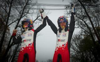 WRCモンツァ:イングラシア「エストニアでのセブのペースには驚いた」イベント後記者会見