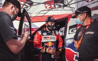 ダカール2021:ステージ3もトヨタのアル‐アティヤがベストタイムをマーク