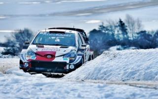 WRCモンテカルロ:3日目を終えオジエ、エバンス、ロバンペラのトヨタ勢が上位独占。勝田は6番手