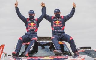 ダカールラリー2021、BFGoodrichが表彰台を独占