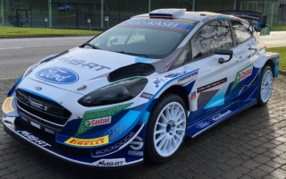 Mスポーツ・フォード、2021年型参戦車両を発表