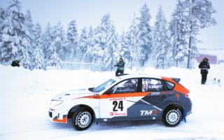 WRC開催のアークティック、ダニエル・バリットは「スノーラリーとしてのコンディションは完璧」