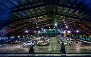 WRCモンテカルロ:ギャップのサービスパークを強風が直撃