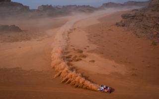ダカール2021:ステージ10で首位との差を詰めたアル‐アティヤ、明日の山場で最後の猛追を誓う