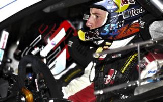 WRCモンテカルロ:エバンス「リードしていても満足はしていない」デイ2コメント集