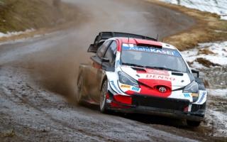 WRCモンテカルロ:圧倒的な速さを示したオジエが首位に