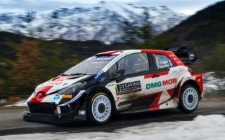 【速報】WRCモンテカルロ:2021年初戦はオジエが制し通算50勝目。トヨタは1-2、勝田は6位