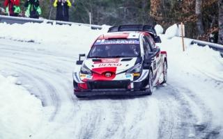WRCモンテカルロ:オジエが通算8回目のモンテカルロ優勝を飾る