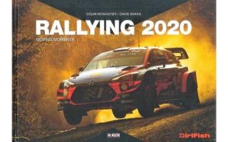 代官山 蔦屋書店にマクラインの2020年WRCイヤーブックが登場