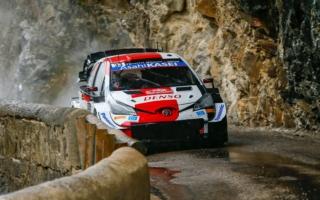 WRCモンテカルロ:今大会最長のデイ2でエバンスが首位に立つ