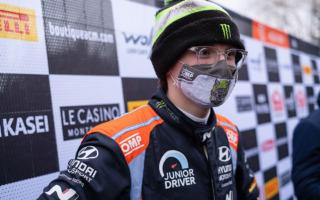 オリバー・ソルベルグ、WRC第2戦アークティックでWRカーデビュー