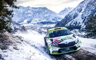 WRCアークティックがエントリーリストを発行、WRC2部門は過去最多の10台