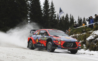 ヒュンダイ、WRCアークティックにブリーンを起用し3台体制で臨む