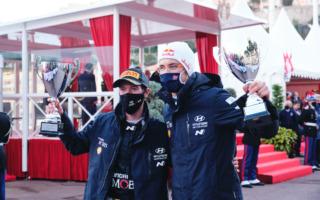 ヌービル、WRCアークティックもウィダグとのコンビで参戦