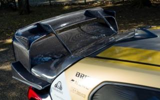 ウェルパインモータースポーツ、アフタパーツブランドで「WRCリヤウイング」などを展開