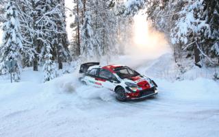 オジエ、WRCアークティック向けテストに手応え「ラリーを本当に楽しみにしている」