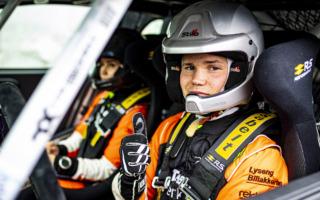 オーラ・ノーレがクリオ・ラリー4でERC参戦、WRCアークティックでコースカーも