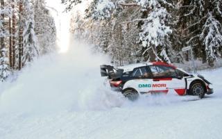 WRCアークティック:初開催となるフルスノーラリーで開幕2連勝を目指すトヨタ