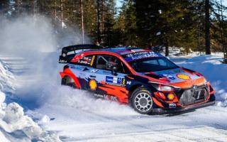 【速報】WRCアークティック:タナックが今シーズン初勝利。勝田は総合6位
