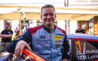 ヒュンダイ、ヤリ・フッツネンのWRC2参戦を発表「オリバーはライバルとして意識」