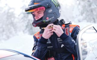 ワールドラリーカーデビュー戦7位のオリバーに満足のアダモ「起用は感覚で決めた」