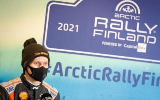 WRCアークティック:タナック「WRCとしてふさわしいラリー」イベント後記者会見