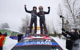 WRCアークティック:タナック「強敵の母国でプレッシャーも大きかった」デイ3コメント集