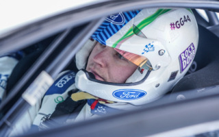 Mスポーツ・フォードのガス・グリーンスミスのコ・ドライバーにベテランのクリス・パターソンを起用