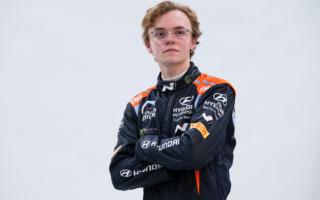 ヒュンダイ、オリバー・ソルベルグら2021年のジュニアドライバーを公式発表