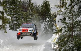 WRCアークティック:ロバンペラが自己最高位の総合2位でフィニッシュ