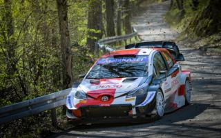 WRCクロアチア:勝田貴元が2回のベストタイムを記録、総合6位で完走