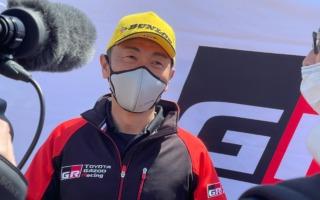 全日本ラリー唐津:唐津マイスターの勝田範彦、「GR ヤリスは足回りもテストして、非常に良い状態」