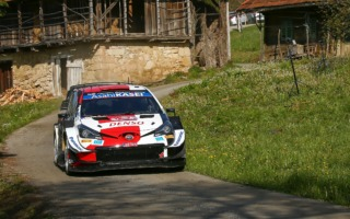 【速報】WRCクロアチア:最終SSの劇的決着でトヨタのオジエが2勝目。勝田は3戦連続6位入賞