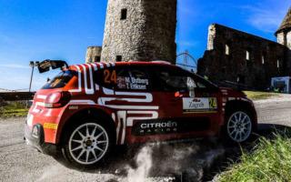 WRCクロアチア:WRC2は今季初参戦のオストベルグが優勝、ミケルセンは選手権首位を守る