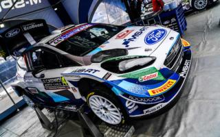 Mスポーツ・フォード、WRCクロアチアにアップグレード版エンジンを投入